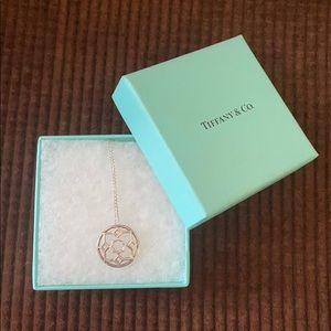 Tiffany Zellige Pendant Necklace